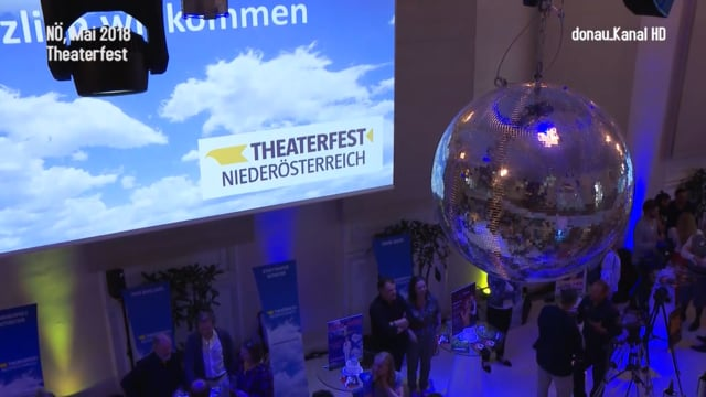 Eröffnung Theaterfest Niederösterreich 2018