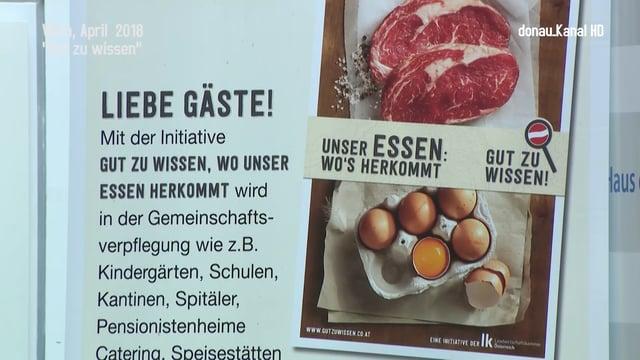 """Landwirtschaftskammer präsentiert """"Gut zu wissen"""""""
