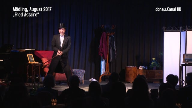 Mödling . Die Fred Astaire Show 2017