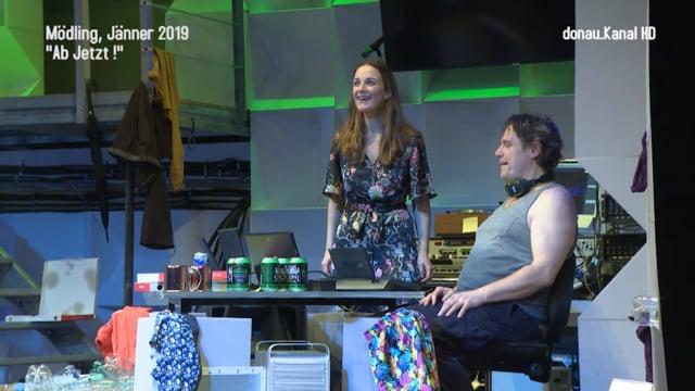 """Mödling . Premiere von """"Ab Jetzt!"""" im Stadttheater"""