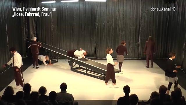 """Reinhardt Seminar: """"Hose, Fahhrad, Frau"""""""