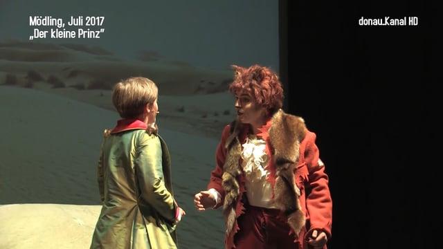 """teatro zeigt 2017 """"Der kleine Prinz"""""""