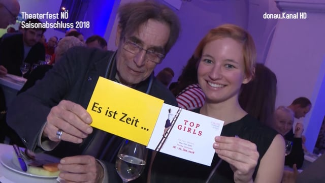 Theaterfest Niederösterreich . Saisonabschluss 2018