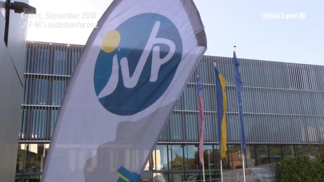 VPNÖ . Landeskonferenz der JVP-NÖ